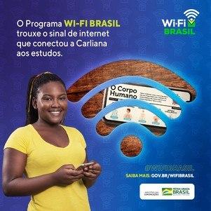 Programa Wi-Fi Brasil é certeza de um país mais conectado, mais capacitado e mais integrado nos aspectos sociais e econômicos