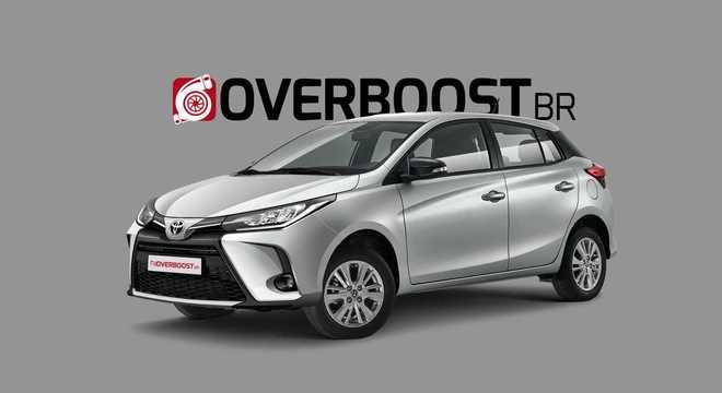 No próximo ano, o Toyota Yaris lançado no Brasil em 2018, passará por mudanças no visual