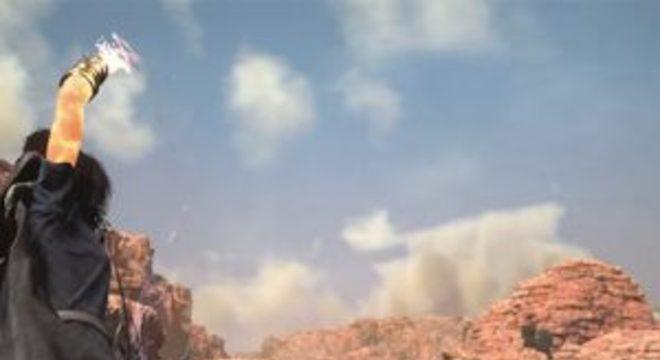 Project Athia para PS5 agora se chama Forspoken. Veja o novo trailer