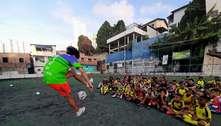 Projeto socialusa o poder do futebol para conectar culturas
