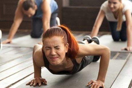 Começar ou voltar a fazer exercício está sempre na lista