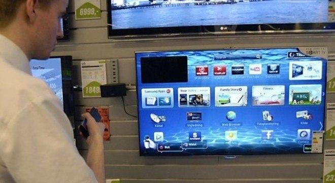 O FBI oferece conselhos úteis antes da compra de um televisor inteligente