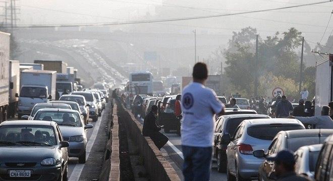 Manifestações têm gerado reflexos em todo território brasileiro