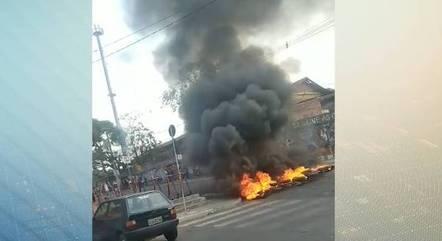 Boato motivou protestos em Belo Horizonte