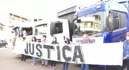 Familiares pedem justiça por caminhoneiro