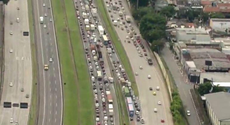 Rodízio está suspenso em São Paulo