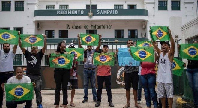 O que aconteceu realmente não pode ser ignorado. Foi o Estado fuzilando cidadãos', disse a ministra Maria Elizabeth Rocha, em entrevista à BBC News Brasil