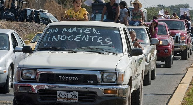 A guerra contra os cartéis de drogas do México começou há anos
