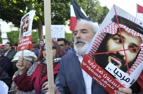 Mohammed Bin Salman tem enfrentado duras críticas no exterior por ações da Arábia Saudita