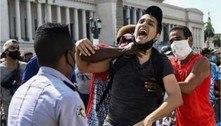 Cuba: diretor de ONG denuncia maus tratos a presos por protestos