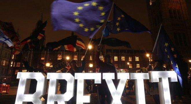Brexit é o foco de 10 entre 10 líderes europeus no momento