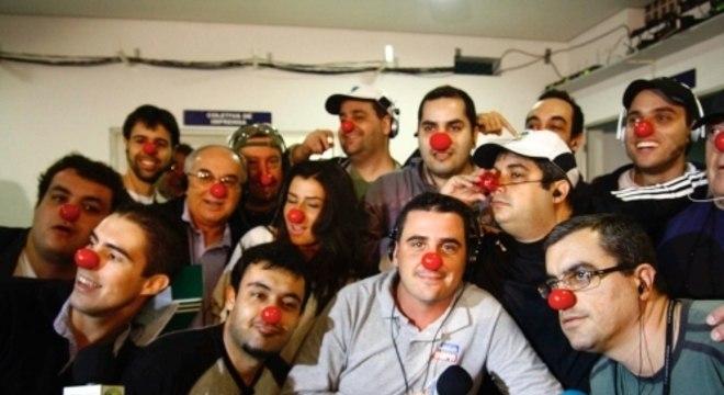 O protesto da imprensa paulista contra Felipão. Ele virá pronto para a guerra
