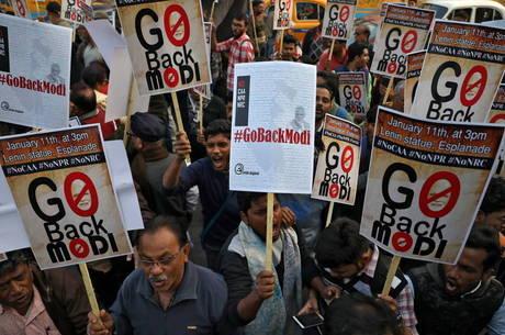 Lei de cidadania entra em vigor na Índia