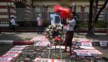 Mianmar: morre manifestante baleada na semana passada