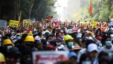 Mianmar tem novos protestos após fim de semana sangrento