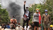 Forças de Mianmar matam mais de 90 pessoas em novos protestos