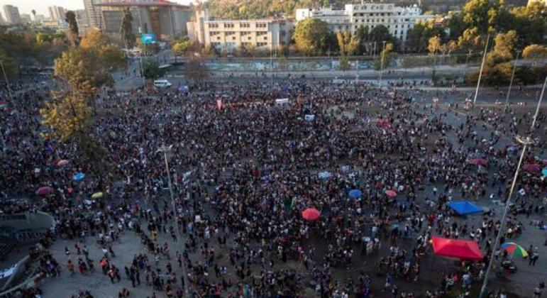 Eleição da Assembleia Constituinte é resultado dos protestos que começaram em 2019