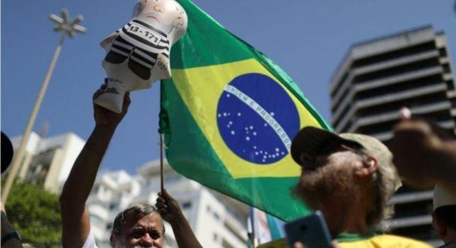 Segundo analistas, manifestações minguadas demonstrariam reprovação de Bolsonaro