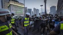 Protesto contra fim da gratuidade para idosos em SP tem duas detidas