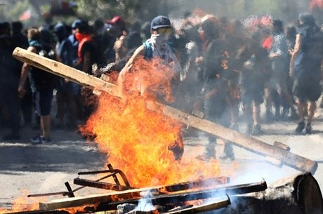 chile completou uma semana de protestos intensos
