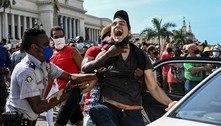 Centenas continuam detidos dois meses após protestos em Cuba