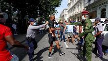 Cuba: lojas estatais são saqueadas em meio a protestos