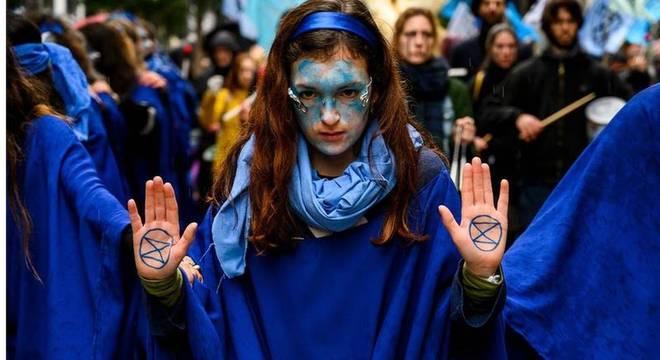 Na semana passada, manifestantes tomaram as ruas de Madri para cobrar avanços na agenda climática durante a COP 25