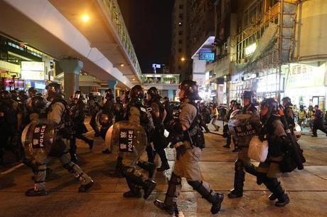 Manifestação reuniu cerca de 22 mil pessoas