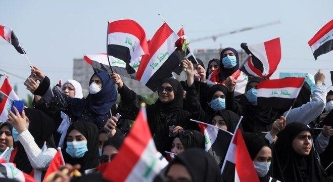 O novo primeiro-ministro disse acreditar na força dos que participaram dos protestos
