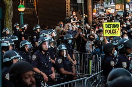 Não há evidências de que antifa causou violência