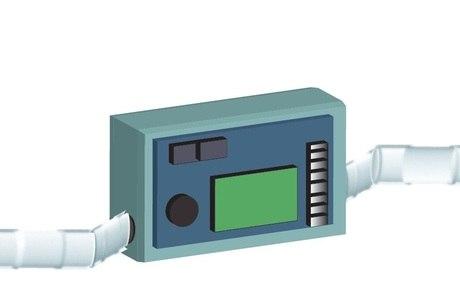 Protótipo de respirador que pode ser usado em casa
