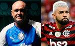 Provocações Palmeiras Flamengo