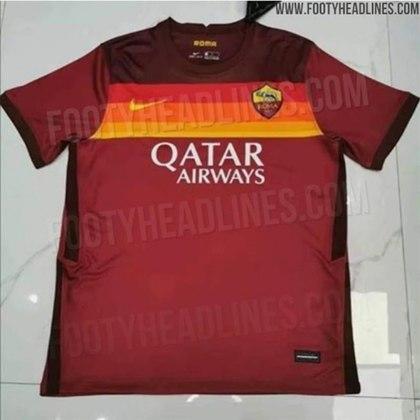 Próxima camisa 1 da Roma