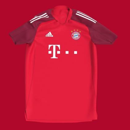 Próxima camisa 1 do Bayern de Munique