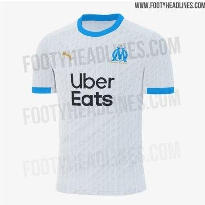 Próxima camisa 1 do Olympique de Marselha
