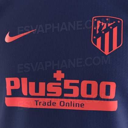 Próxima camisa 2 do Atlético de Madrid