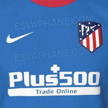 Próxima camisa 3 do Atlético de Madrid