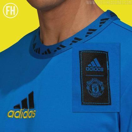 Próxima camisa 3 do Manchester United