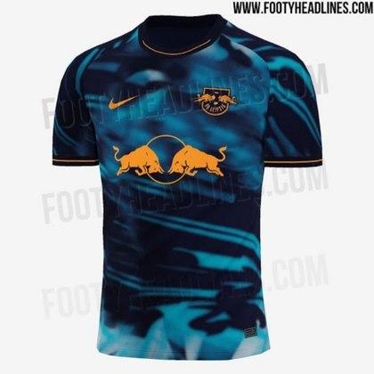 Próxima camisa 3 do RB Leipzig