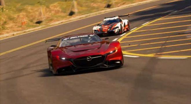 Gran Turismo 7 é a nova versão do jogo de corrida da Sony