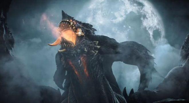 Uma nova versão do clássico de 2009 Demons' Souls também foi apresentada