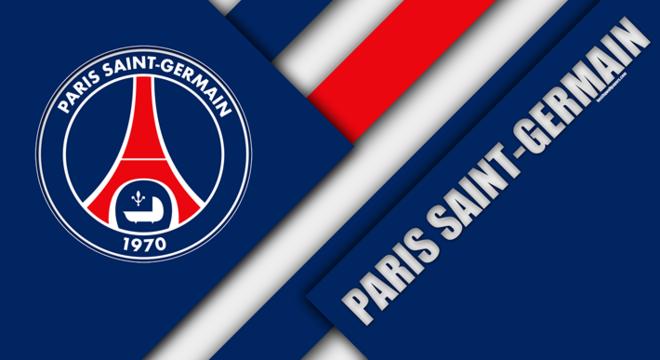 O distintivo do PSG