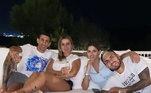 Os argentinos Di María e Paredes são os outros dois nomes do elenco que foram contaminados pelo novo coronavírus. O PSG confirmou que três atletas estão afastados, mas não revelou o nome dos atletas