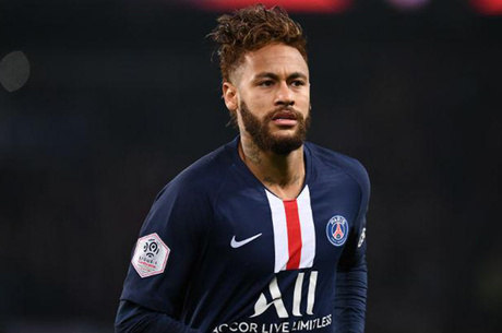 Neymar comemorou no Twitter novo contrato