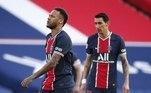 O PSG, que agora viaja para enfrentar o Bayern de Munique fora de casa pelo jogo de ida das quartas de final da Liga dos Campeões na quarta-feira, perdeu seus últimos três jogos em casa pelo Campeonato Francês