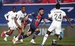 No jogo que valia a liderança do Campeonato Francês, o Lille mostrou mais sede ao pote e abriu o placar com Jonathan DavidLeia mais:Cúmulo da ostentação: Neymar tem celular de ouro que custa R$ 21 mil