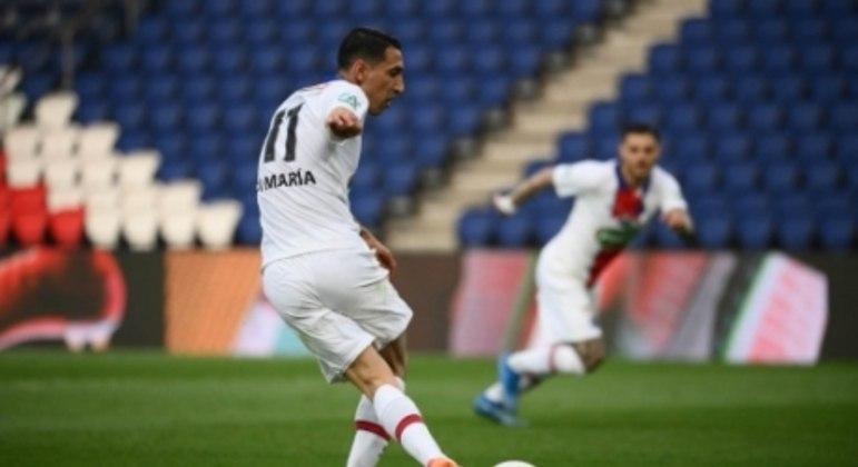PSG x Angers - Di María