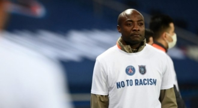 PSG x Istambul Basaksehir - Pierre Webó