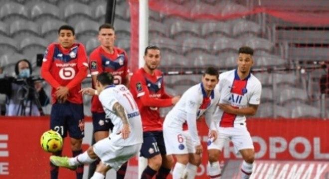 PSG x Lille