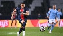Pochettino, técnico do PSG, sobre Mbappé: 'É nosso jogador'